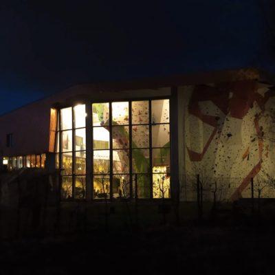 Kletterhalle Nordwandhalle Hamburg Artrock (2)