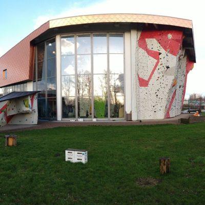 Kletterhalle Nordwandhalle Hamburg Artrock (5)