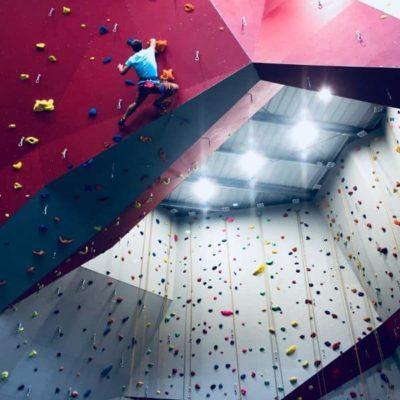 ARTROCK Kletterhalle Red Rock Luxemburg 2018